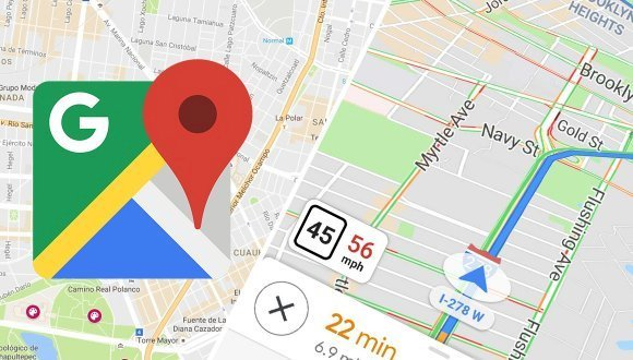 Google Haritalar artık trafik cezalarından kurtarıyor ve limitler içinde kalmayı sağlayacak!