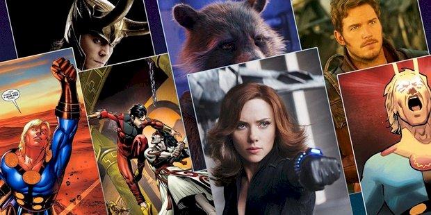 Yeni Dönem Başlıyor: 2023'e Kadar İzleyiciyle Buluşacak 17 Marvel Filmi ve Dizisi